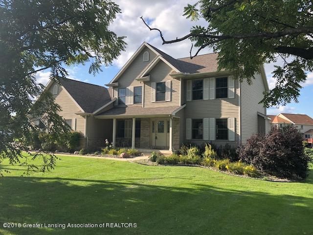 3926 Rudyard Way, Lansing, MI 48906 (MLS #224810) :: Real Home Pros