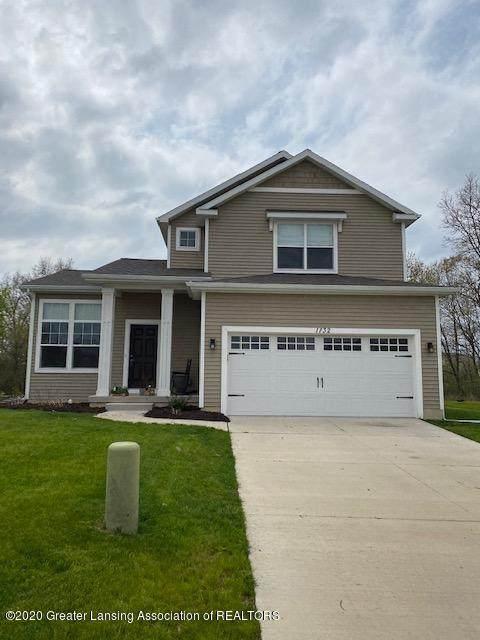 1132 River Oaks Drive, Dewitt, MI 48820 (MLS #244145) :: Real Home Pros