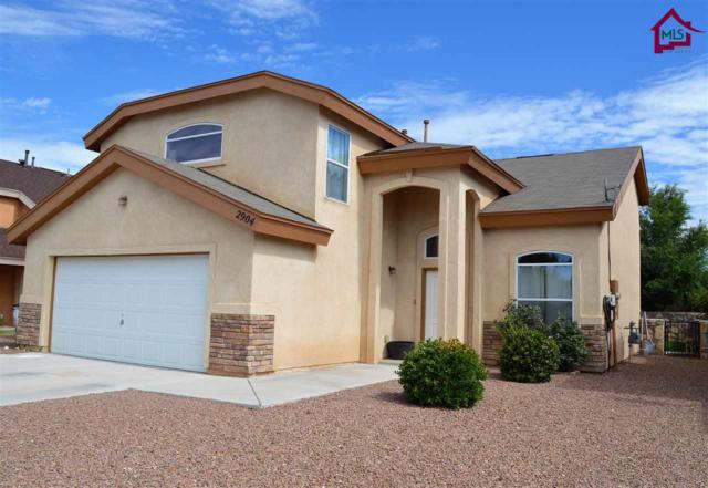 2904 San Lorenzo Court, Las Cruces, NM 88007 (MLS #1702152) :: Steinborn & Associates Real Estate