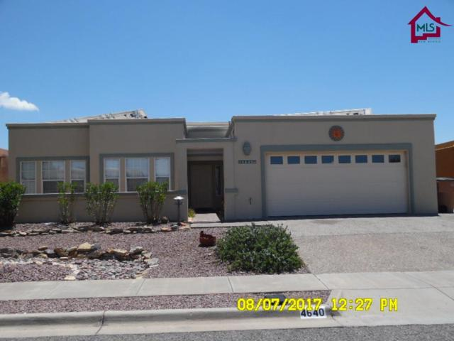 4640 Nogal Canyon Road, Las Cruces, NM 88011 (MLS #1702312) :: Steinborn & Associates Real Estate