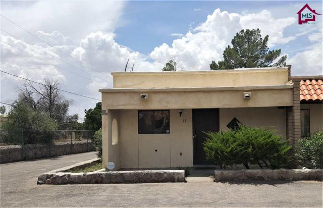 2930 Claude Dove Drive, Las Cruces, NM 88011 (MLS #1702387) :: Steinborn & Associates Real Estate