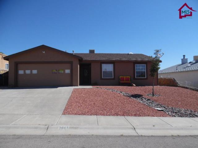 3663 Calcite Street, Las Cruces, NM 88012 (MLS #1702412) :: Steinborn & Associates Real Estate