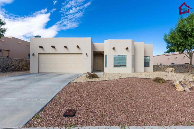 4593 Ladder Court, Las Cruces, NM 88012 (MLS #1702413) :: Steinborn & Associates Real Estate