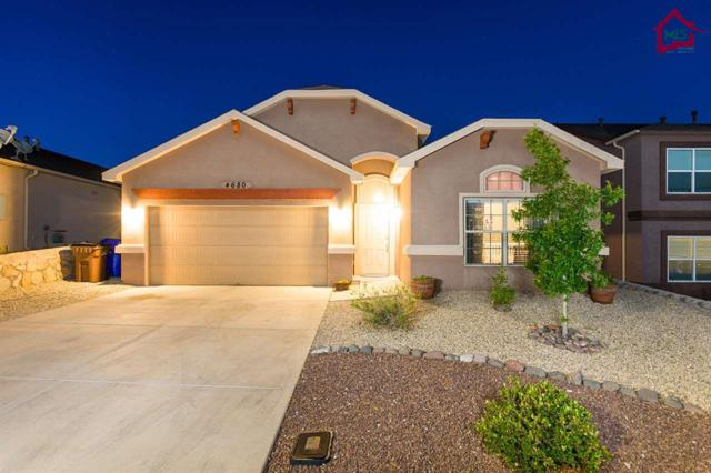 4680 Salado Creek St, Las Cruces, NM 88012 (MLS #1702423) :: Steinborn & Associates Real Estate