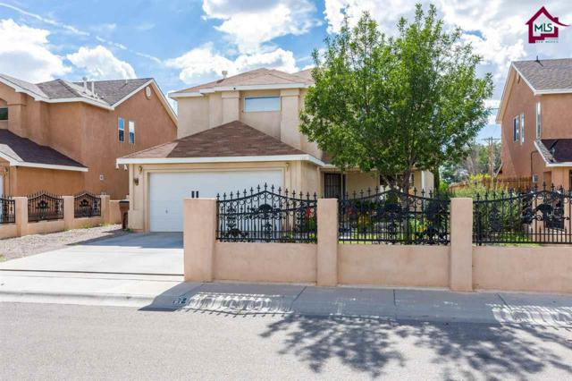 1381 Mogollon Road, Las Cruces, NM 88007 (MLS #1702426) :: Steinborn & Associates Real Estate