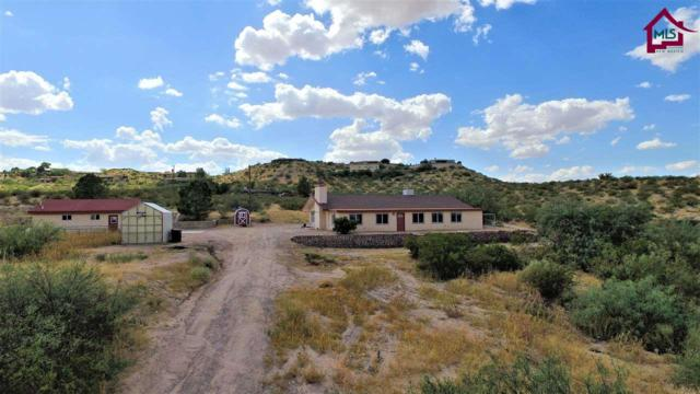 1966 Mesilla Hills Drive, Las Cruces, NM 88001 (MLS #1702715) :: Steinborn & Associates Real Estate