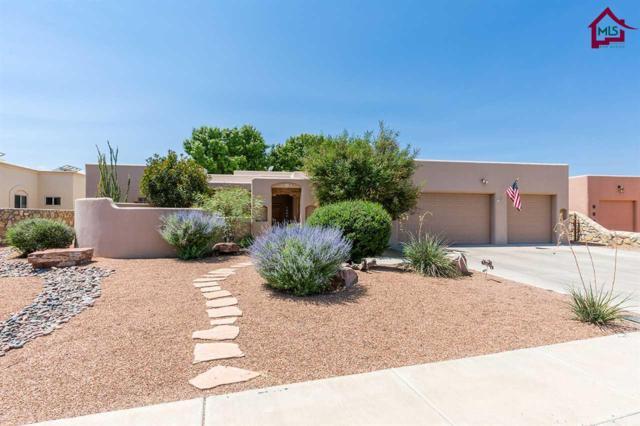2115 Estancia Place, Las Cruces, NM 88005 (MLS #1702754) :: Steinborn & Associates Real Estate