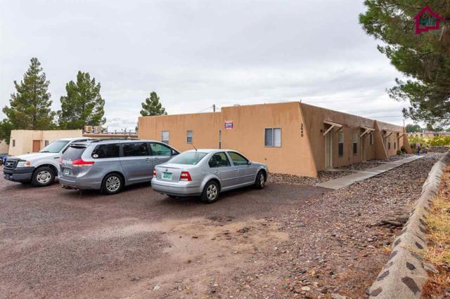 2640 Fairway Drive, Las Cruces, NM 88011 (MLS #1702832) :: Steinborn & Associates Real Estate