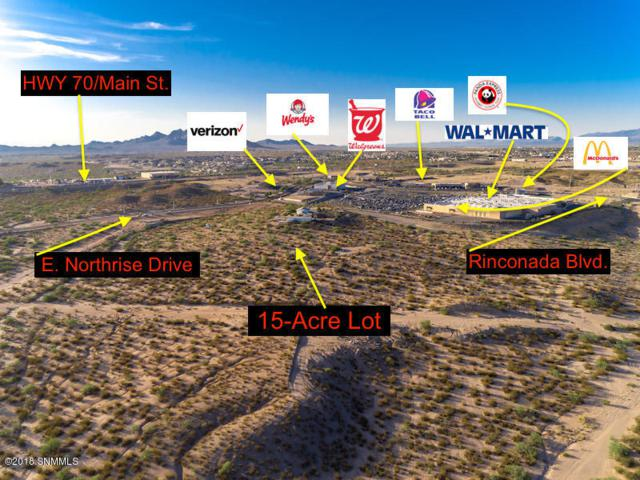 0 Rinconada At Northrise Drive, Las Cruces, NM 88011 (MLS #1702845) :: Steinborn & Associates Real Estate