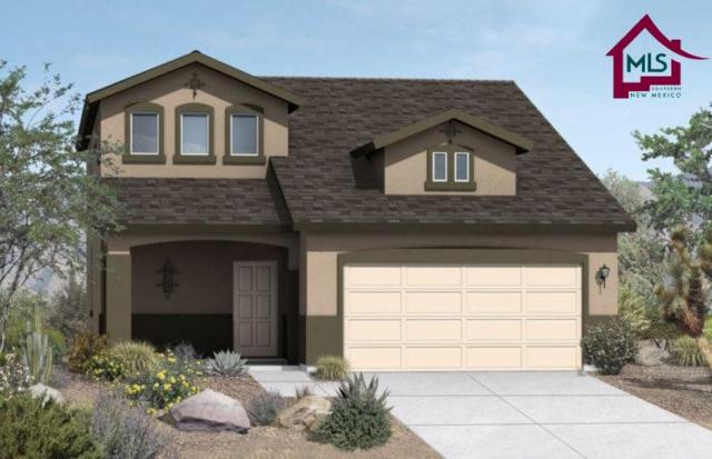 4850 Villeta Ave, Las Cruces, NM 88012 (MLS #1702854) :: Steinborn & Associates Real Estate