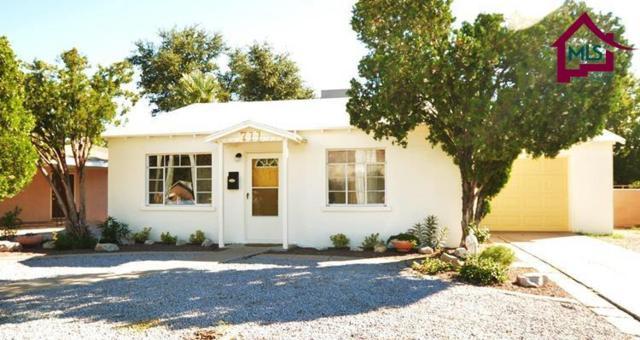 711 W Mountain Avenue, Las Cruces, NM 88005 (MLS #1702862) :: Steinborn & Associates Real Estate