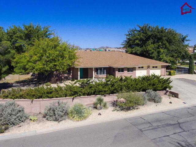 2005 San Acacio Street, Las Cruces, NM 88001 (MLS #1702970) :: Steinborn & Associates Real Estate