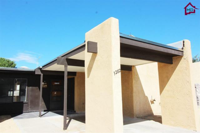 1282 Willow Street, Las Cruces, NM 88001 (MLS #1702987) :: Steinborn & Associates Real Estate