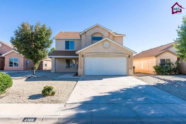 4908 Calle Bella Avenue, Las Cruces, NM 88012 (MLS #1702994) :: Steinborn & Associates Real Estate