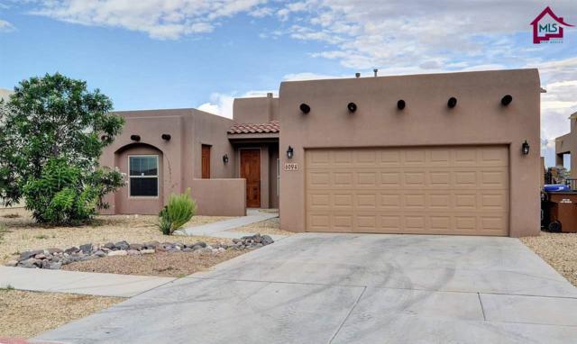 6094 Solstice Street, Las Cruces, NM 88012 (MLS #1703005) :: Steinborn & Associates Real Estate