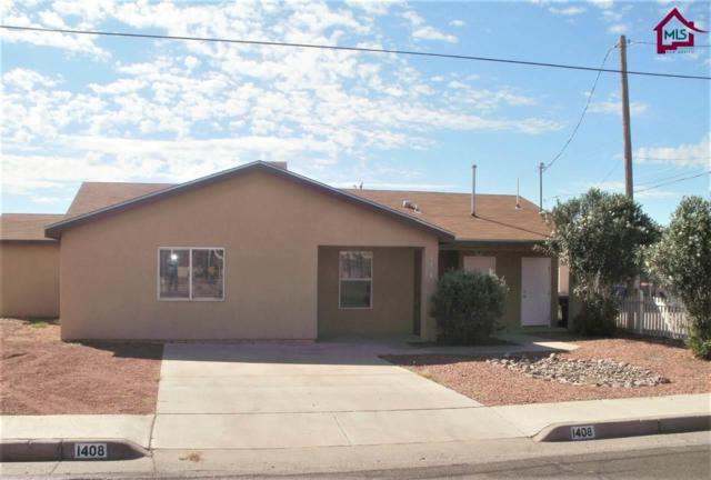 1430 Utah Avenue, Las Cruces, NM 88005 (MLS #1703009) :: Steinborn & Associates Real Estate