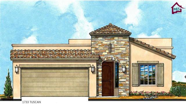 3656 Lunetta Ct, Las Cruces, NM 88012 (MLS #1703011) :: Steinborn & Associates Real Estate