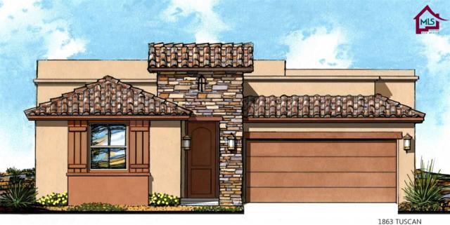 3657 Cabrillo Court, Las Cruces, NM 88012 (MLS #1703012) :: Steinborn & Associates Real Estate