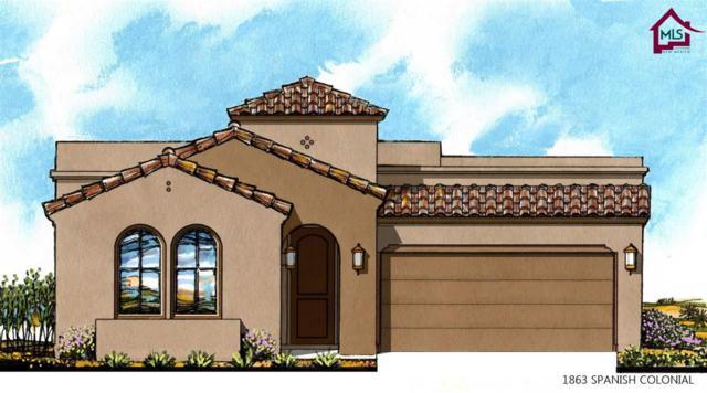 3665 Cabrillo Court, Las Cruces, NM 88012 (MLS #1703013) :: Steinborn & Associates Real Estate