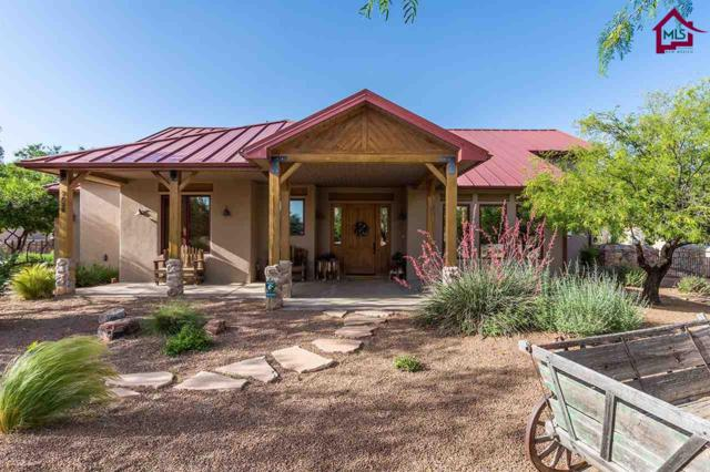 2028 Sorrento Place, Las Cruces, NM 88005 (MLS #1703171) :: Steinborn & Associates Real Estate