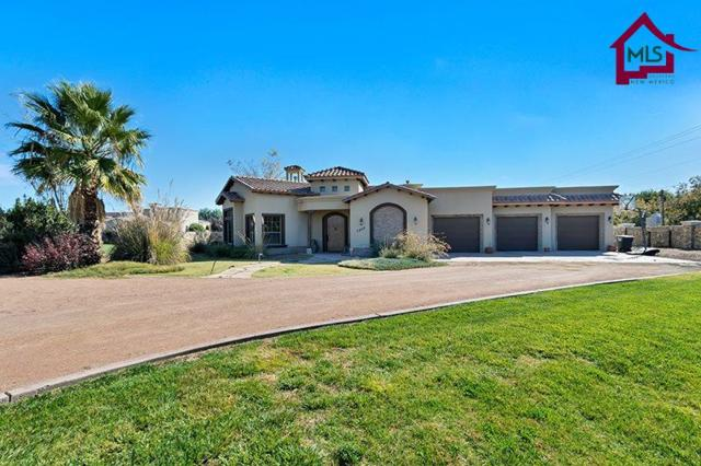 1860 Tapestry Circle, Las Cruces, NM 88005 (MLS #1703311) :: Steinborn & Associates Real Estate