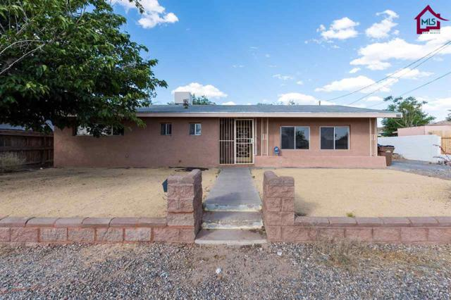 2225 S Solano Drive, Las Cruces, NM 88001 (MLS #1703325) :: Steinborn & Associates Real Estate