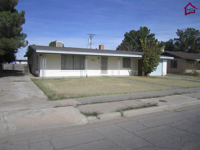 465 Milton Avenue, Las Cruces, NM 88005 (MLS #1703343) :: Steinborn & Associates Real Estate