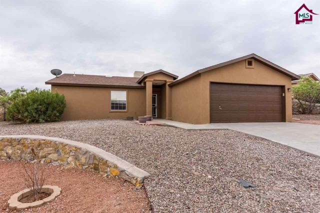 3650 Calcite Street, Las Cruces, NM 88012 (MLS #1703447) :: Steinborn & Associates Real Estate