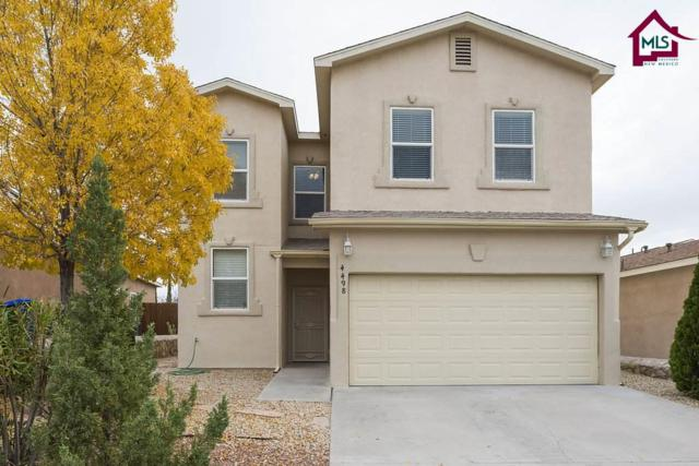 4498 Hillsboro Loop, Las Cruces, NM 88012 (MLS #1703471) :: Steinborn & Associates Real Estate