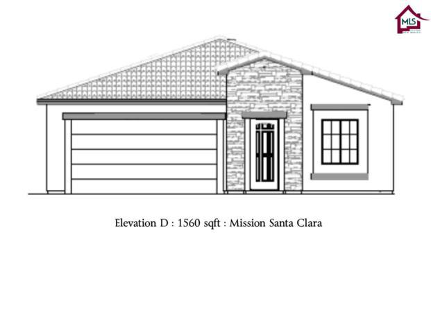 1953 Villa Napoli Loop, Las Cruces, NM 88011 (MLS #1703483) :: Steinborn & Associates Real Estate