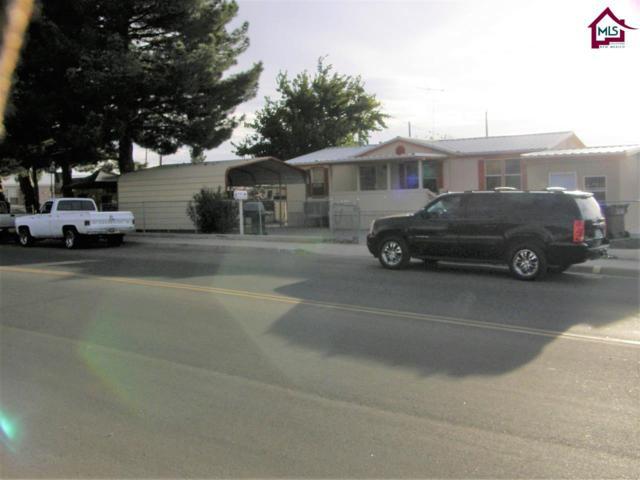 1485 N Mesquite Street, Las Cruces, NM 88001 (MLS #1703487) :: Steinborn & Associates Real Estate