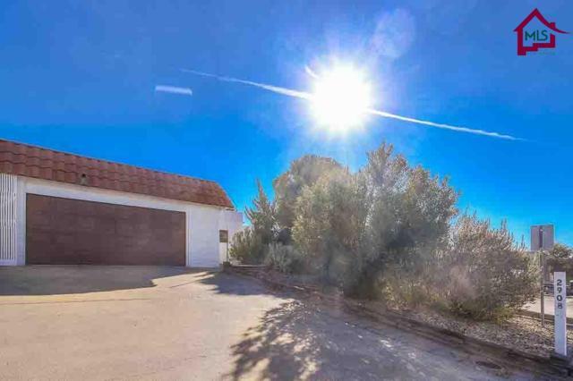2908 Missouri Avenue, Las Cruces, NM 88011 (MLS #1703496) :: Steinborn & Associates Real Estate