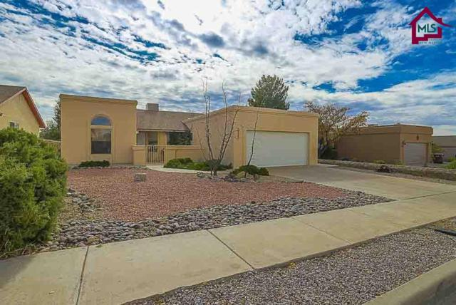2268 Evening Star Avenue, Las Cruces, NM 88011 (MLS #1703514) :: Steinborn & Associates Real Estate