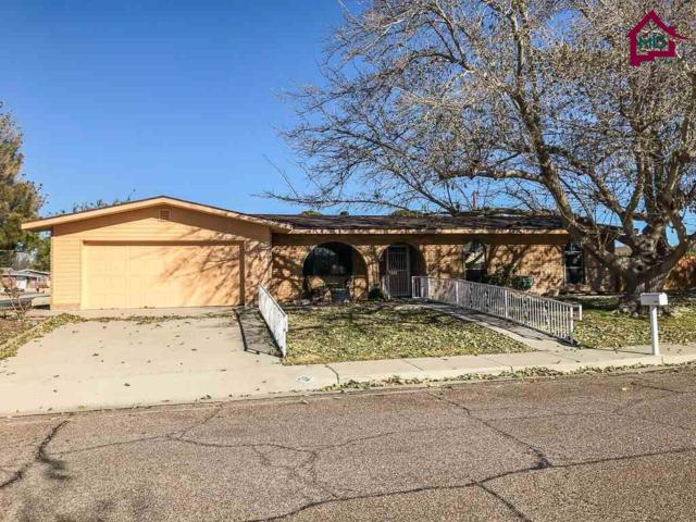 2716 Johnson Street, Las Cruces, NM 88005 (MLS #1703515) :: Steinborn & Associates Real Estate