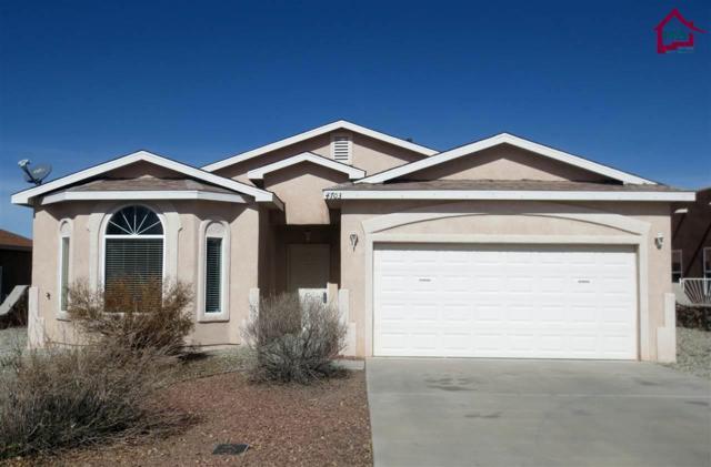 4703 Camino Dos Vidas, Las Cruces, NM 88012 (MLS #1800347) :: Steinborn & Associates Real Estate