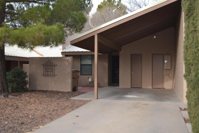 3253 Missouri Avenue, Las Cruces, NM 88011 (MLS #1805005) :: Steinborn & Associates Real Estate