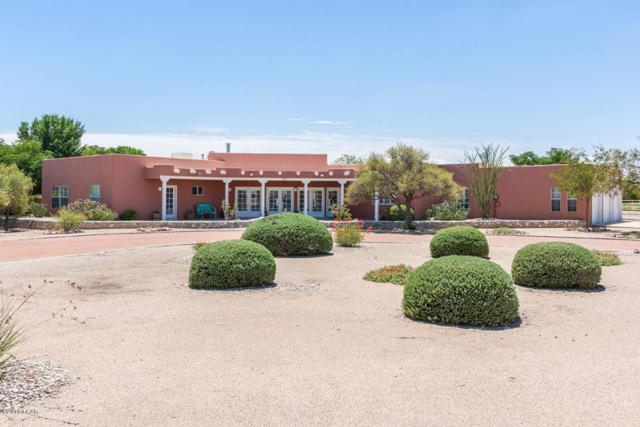 33 Cielo Dorado, Anthony, NM 88021 (MLS #1805006) :: Steinborn & Associates Real Estate