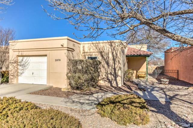2070 Chateau Drive, Las Cruces, NM 88005 (MLS #1805016) :: Steinborn & Associates Real Estate