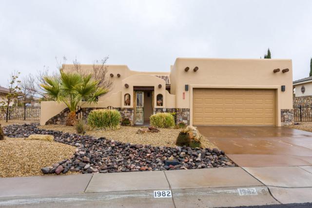 1982 Lone Tree Lane, Las Cruces, NM 88011 (MLS #1805085) :: Steinborn & Associates Real Estate