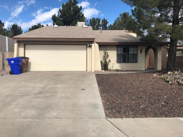 3167 Executive Hills, Las Cruces, NM 88011 (MLS #1805098) :: Steinborn & Associates Real Estate