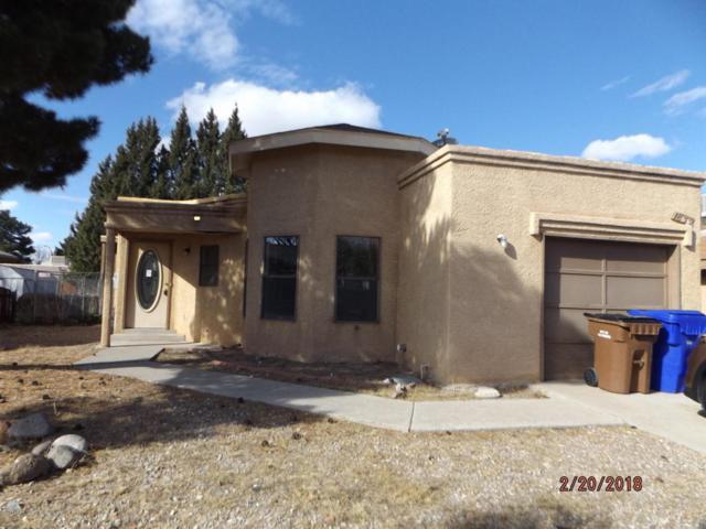 1833 Bridger Avenue, Las Cruces, NM 88001 (MLS #1805114) :: Steinborn & Associates Real Estate