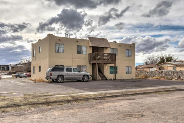 819 Parkview, Las Cruces, NM 88001 (MLS #1805129) :: Steinborn & Associates Real Estate