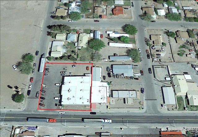 101 School Street, Hatch, NM 87937 (MLS #1805201) :: Steinborn & Associates Real Estate