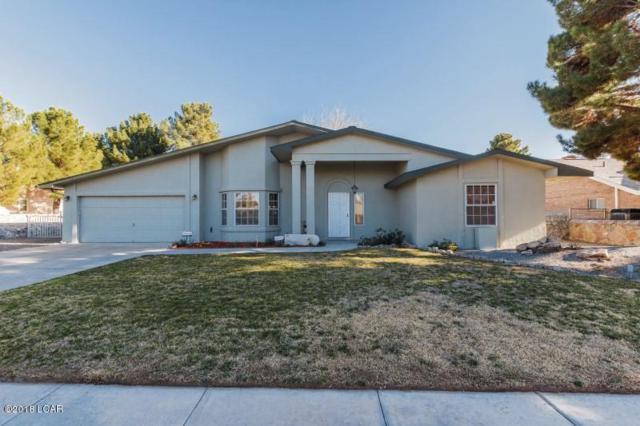 740 Suzanne Avenue, Las Cruces, NM 88005 (MLS #1805207) :: Steinborn & Associates Real Estate