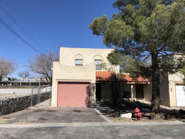 701 Parker Road C, Las Cruces, NM 88005 (MLS #1805211) :: Steinborn & Associates Real Estate