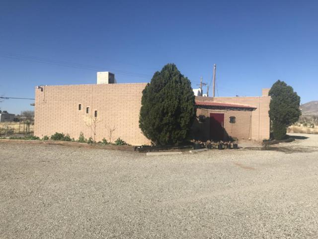 9575 Bataan Memorial, Las Cruces, NM 88012 (MLS #1805243) :: Steinborn & Associates Real Estate
