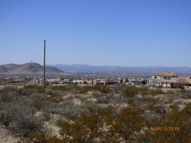 Lot 50A Soledad Canyon, Las Cruces, NM 88011 (MLS #1805245) :: Steinborn & Associates Real Estate