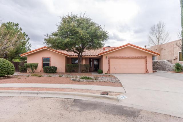 2243 Durango Court, Las Cruces, NM 88011 (MLS #1805248) :: Steinborn & Associates Real Estate