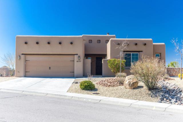 4207 Harp Court, Las Cruces, NM 88011 (MLS #1805252) :: Steinborn & Associates Real Estate