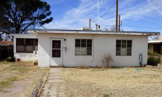 912 Mimbres Street, Las Cruces, NM 88001 (MLS #1805277) :: Steinborn & Associates Real Estate
